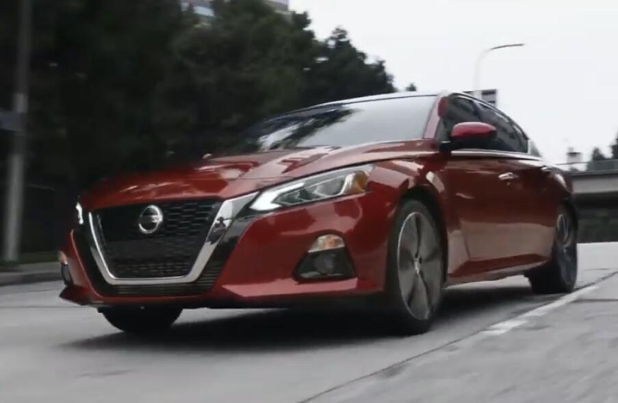 Nissan Altima 2.5 SR