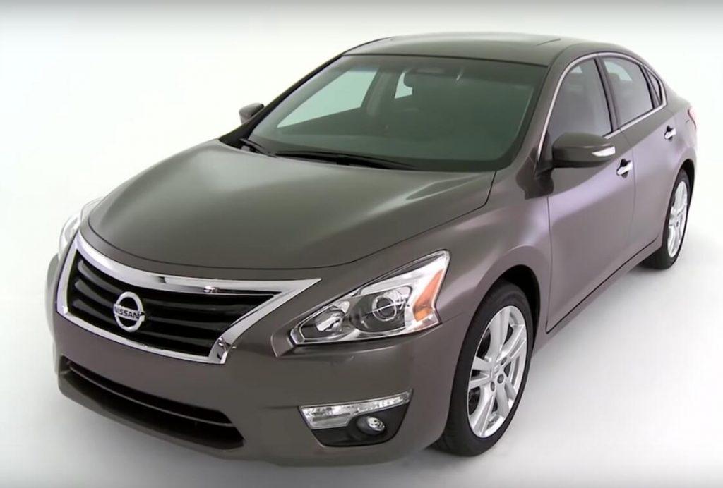 Nissan Altima 2.5 SV