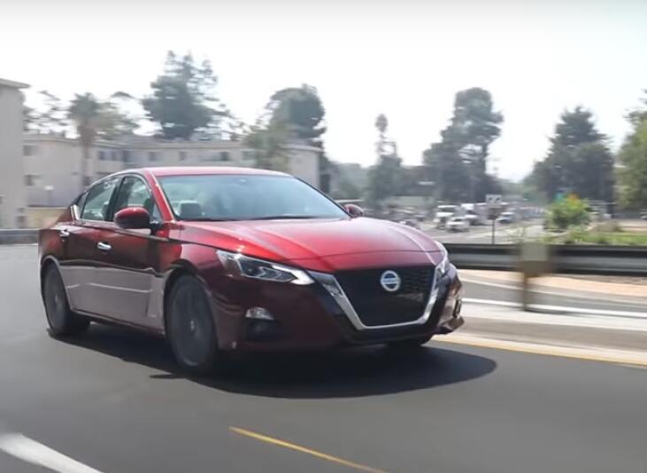 Nissan Altima 2.5 SL AWD